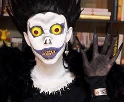 Halloween Costumes Death Ryuk Death Note Halloween Halloween Ideas