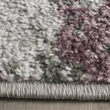 Black And Purple Area Rugs Top 61 Grey And Purple Area Rug Roselawnlutheran For Gray