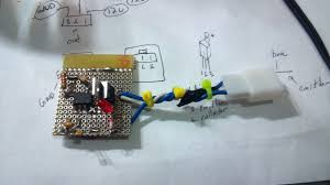 building a turn signal flasher unit not your average engineer