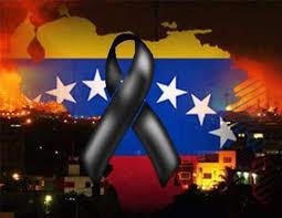 Imagenes De Venezuela En Luto | bandera de venezuela de luto arepa diario