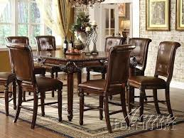 cherry wood dining table chairs antique room sets ethan allen set
