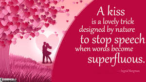 A Love Quote For Him by Cute Kissing Quotes Images For Her Him Best Love Kiss Quotes