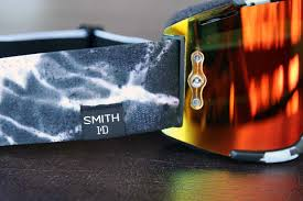 smith motocross goggles the new smith squad goggle attacks fogging with massive