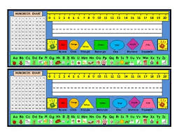 Name Tag On Desk Primary Math And Literacy Desk Name Tags Desk Tags Primary