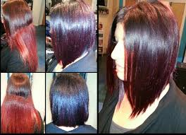 red brown long angled bobs 56 best angled bob images on pinterest gorgeous hair hair cut and