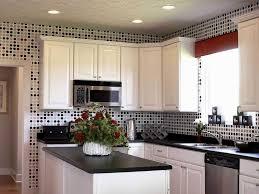 kitchen remodel black and red kitchen remodel white black white