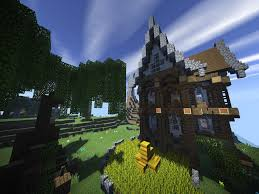 Rustic House Small Rustic House Minecraft Amino