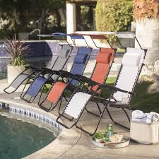 Bliss Zero Gravity Lounge Chair Caravan Sports Zero Gravity Lounge Chair Hayneedle