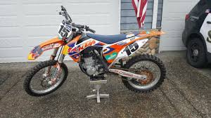 2013 ktm 450 sxf motorcycles for sale