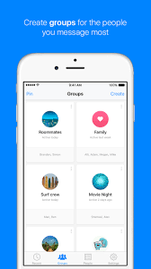 facebook messenger app updated with 3d touch quick shortcuts