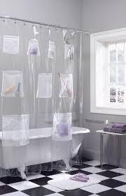 Hotel Shower Curtain With Snap In Liner Coffee Tables Hookless Shower Curtain Liner Peva Hookless Shower