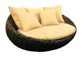 round outdoor lounge chair u2013 plushemisphere