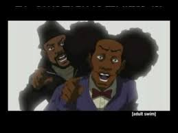 Riley Freeman Memes - the boondocks know your meme
