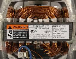 wiring diagram for w10410999 dryer motor u2013 readingrat net
