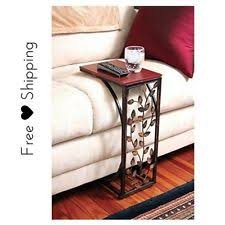 Table Under Sofa by Slide Under Sofa Table Ebay