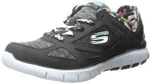 amazon com skechers sport women u0027s skech flex relaxed fit sneaker