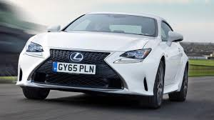 old lexus coupe first drive the lexus rc200t a turbocharged 4 series rival top