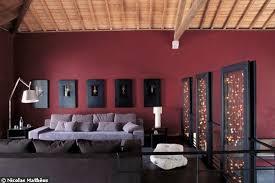 cuisine mur framboise couleur envisagée dans le salon un framboise photo de déco