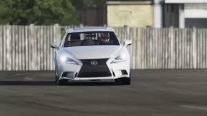 lexus is 350 awd quarter mile forza motorsport 6 2014 lexus is350 f sport top gear test
