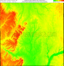 New Orleans Elevation Map by Free Orange County Indiana Topo Maps U0026 Elevations