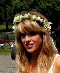 hippie hair accessories headpiece wedding accessories flower crown