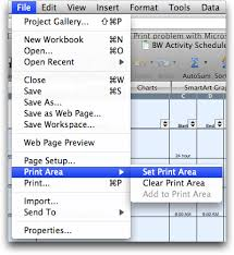 print problem with microsoft excel 2008 ask dave taylor