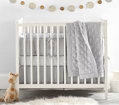 Mini Crib Matress Hayden Mini Crib Mattress Set Pottery Barn