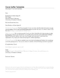 cover letter resume format letter format attention line cover letter format attention line