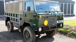 military land rover land rover 101 forward control news videos reviews and gossip