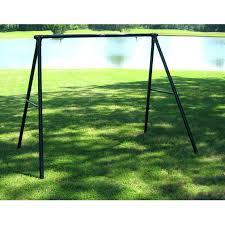 metal porch swing frame u2013 keepwalkingwith me