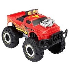 monster jam trucks toys fast lane monster force truck toys