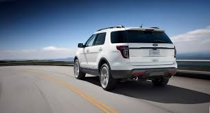 Popular Ford Models 2015 Ford Explorer Reviews And Rating Motor Trend