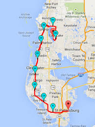 Florida Trail Map by Why I Love Ultras The 2014 Pinellas Trail Challenge Dave Krupski