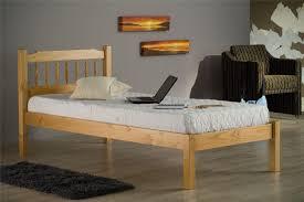 Santos Antique Pine Bed Frame Santos Solid Wood Bed Frame 3ft 90cm Single Bedstead Antique Pine