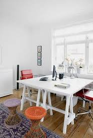 Home Office Table Best 25 Double Desk Office Ideas On Pinterest Home Study Rooms