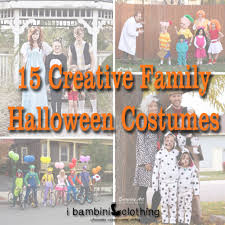Scooby Doo Halloween Costumes For Family by 15 Creative Family Halloween Costumes I Bambini Clothing A
