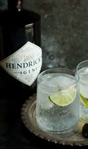 vodka tonic best hendricks gin u0026 tonic recipe drizzle and dip