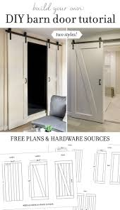Bedroom Barn Door Best 25 Barn Door Closet Ideas On Pinterest Mirrored Barn Doors