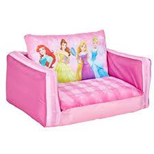 canapé princesse disney 286dpe01e princesse flip out mini canapé amazon fr jeux et