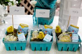 easter table favors easter party inspiration easter easter baskets and easter party