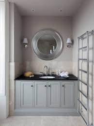 Round Bathroom Mirror by Round Mirrors Look Equally Good With And Without Frame Plus