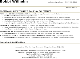 Hotel Front Desk Resume Examples Hotel Front Desk Manager Resume Sample Job And Resume Template