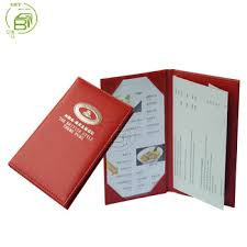 menu covers wholesale price competitive wholesale high quality menu covers with sleeves