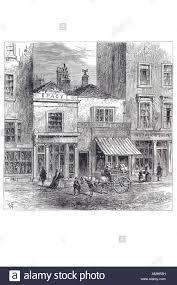 Capital City Awning 1830 House Holborn Shop Veranda Awning Sun Blind City Royal Urban