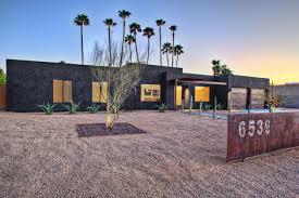southwest style home decor rusty industrial metal screen in southwestern arizona backyard