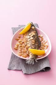 cuisine truite recette classique truite aux amandes