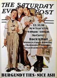 burgundy ties singer songwriter rock u0027n u0027roll calendar