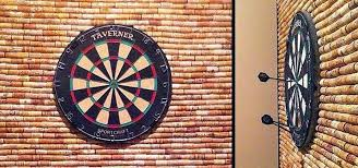 Dart Board Cabinet Plans Protect Your Wall From Stray Darts With This Diy Dartboard Cabinet