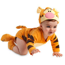 tigger baby costume body suit winnie pooh