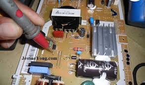 no power in toshiba led tv repaired electronics repair and